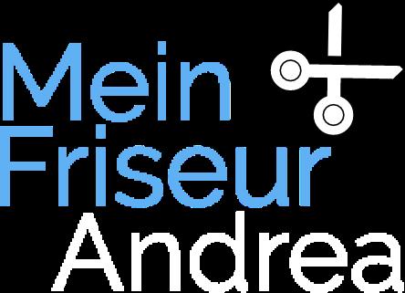 Mein Friseur Andrea Logo